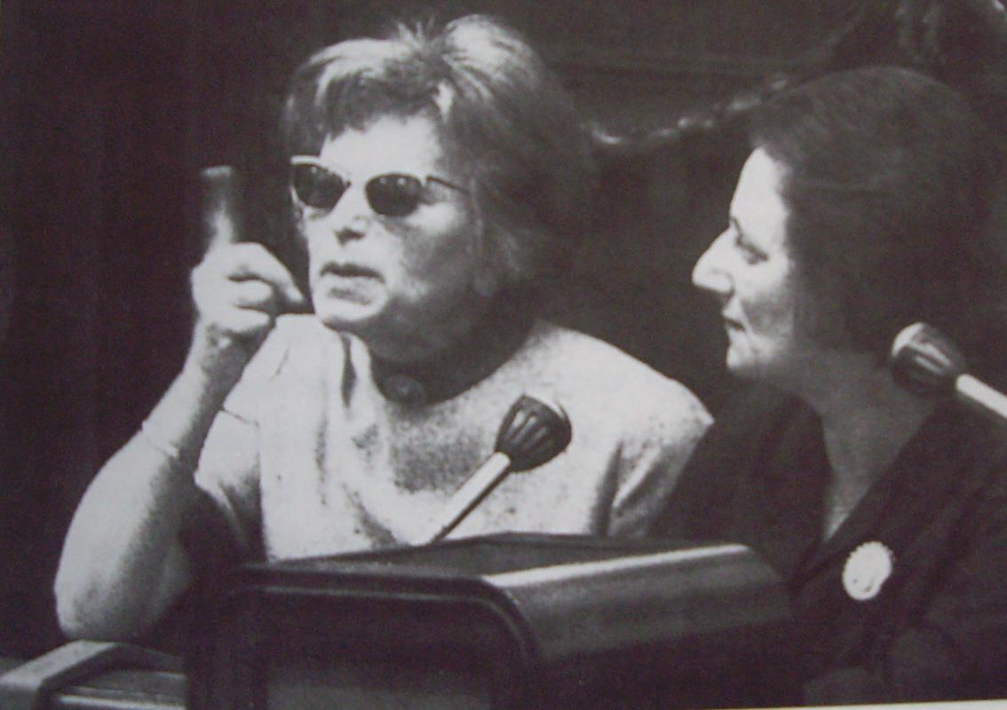 Annetje Fels - Drie van Breda 24 febr 1972 - Spaarnestad
