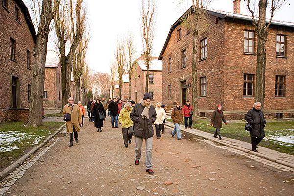 Auschwitz I, stammlager